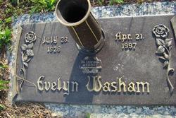 Evelyn Washam