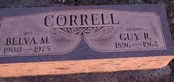 Belva M. <i>Newlin</i> Correll