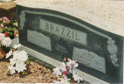 Eva Alice Alice <i>Hamilton</i> Brazzil