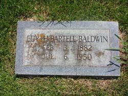 Edyth <i>Bartell</i> Baldwin