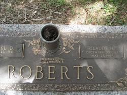 Claude Houston Roberts