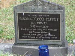 Elizabeth Annie <i>Hume</i> Beattie