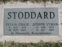 Sylvia <i>Chase</i> Stoddard