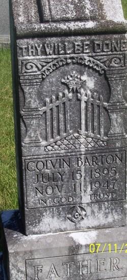 Colvin Barton