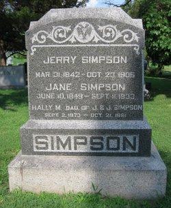 Jeremiah Simpson