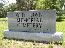 Old Town Memorial Cemetery