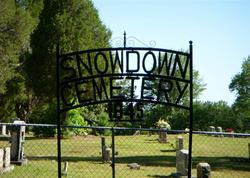 Snowdown Cemetery