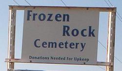 Frozen Rock Cemetery