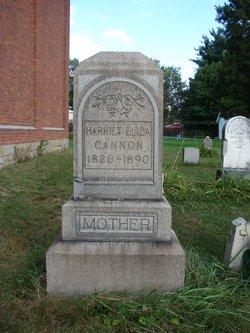 Harriet Eliza Cannon