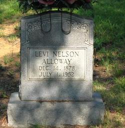 Levi Nelson Alloway