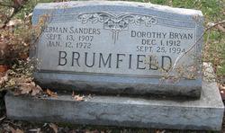 Dorothy <i>Bryan</i> Brumfield
