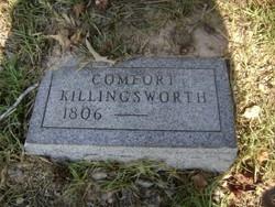 Comfort B <i>Record</i> Killingsworth