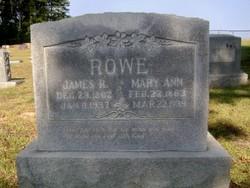 James R Rowe