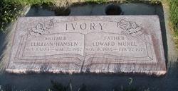 Edward Murel Ivory