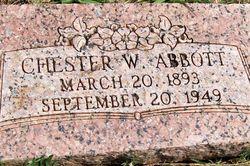 Chester W. Abbott