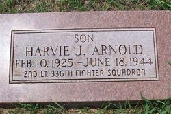 Harvie J. Arnold