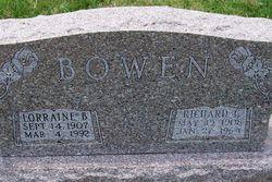Opal Lorraine <i>Brittain</i> Bowen