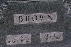 Mabel <i>Holloway</i> Brown