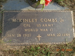 McKinley Combs, Jr