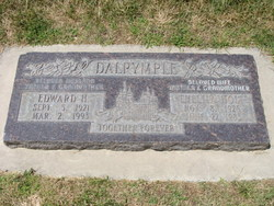 Edward Harkless Ed Dalrymple