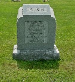 Nellie K. <i>Jackman</i> Fish