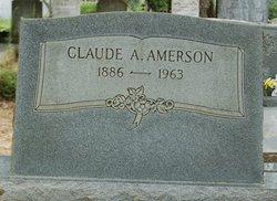 Claude Alexander Amerson