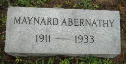 Maynard Abernathy