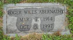 Roger Wiles Abernathy