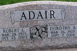 Robert Lee Adair
