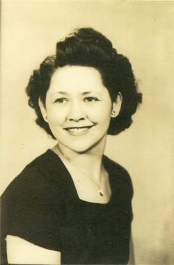 Dorothy Faye <i>Johnson</i> Becker