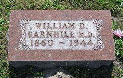 Dr William A. Douglas Barnhill