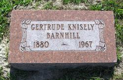 Gertrude Jane <i>Knisely</i> Barnhill