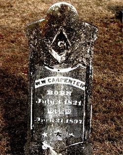 William Wesley Carpenter