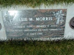 Elsie M <i>Travis</i> Morris
