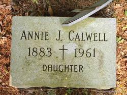 Annie J Calwell