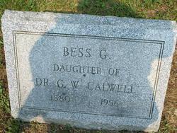 Bess G Calwell