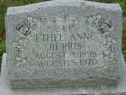 Ethel Anne Burris