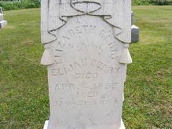 Elizabeth Kendall Berry