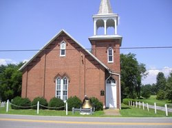 Mount Zion Evangelical Cemetery