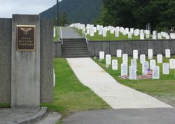 Sitka National Cemetery