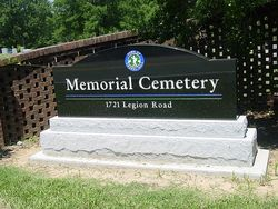 Chapel Hill Memorial Cemetery