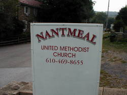 Nantmeal Methodist Church Cemetery