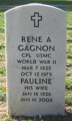Corp Rene Arthur Gagnon