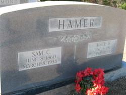 Alice <i>Kelly</i> Hamer