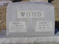 Nettie Gertrude <i>Herring</i> Wood