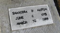 Shaherra D Alston