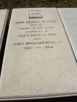 Anne Douglas <i>Beverley</i> Byrd