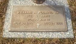 William A. Poland, Sr