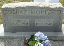 Clarice <i>Powell</i> Bazemore