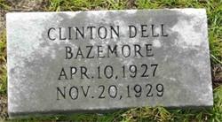 Clinton Dell Bazemore